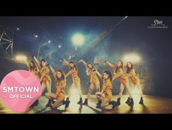 Catch Me If You Can  (Korean ver.) – SNSD