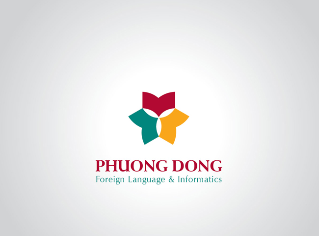 Logo Ngoại Ngữ Phương Đông