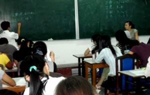 Lớp học tiếng Nhật