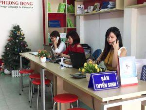 Trung tâm tiếng Hàn Phương Đông