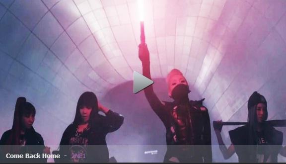 Nhạc Hàn: Come Back Home-2NE1