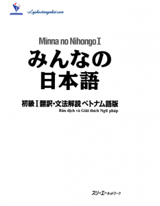 minna-no-nihongo-i-sach-dich-tieng-viet