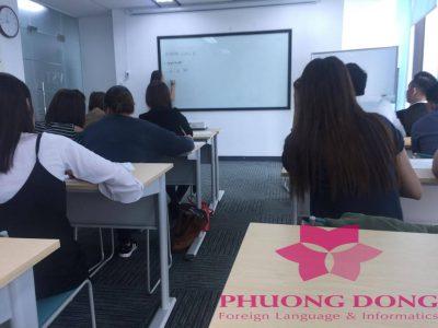 Ngoại ngữ phương Đông khai giảng lớp tiếng Hàn KLPT cấp tốc dành cho người đi xuất khẩu lao động theo chương trình EPS