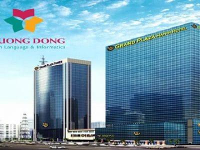Đào tạo tiếng Hàn cho nhân viên khách sạn Grand Plaza