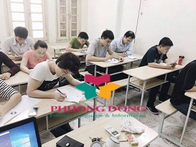 Học tiếng Hàn Quốc chất lượng cao cùng Ngoại ngữ Phương Đông