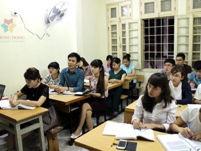 Học tiếng Nhật nhanh và hiệu quả cùng trung tâm Ngoại ngữ Phương Đông