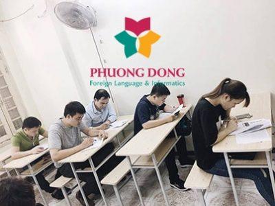 Tiếng Hàn cho người xuất khẩu lao động tại Ngoại ngữ Phương Đông