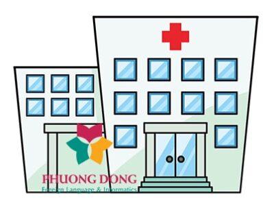 Một số từ vựng liên quan đến chủ đề bệnh viện