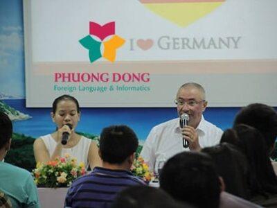 Khóa học tiếng Đức khai giảng liên tục cùng Ngoại ngữ Phương Đông