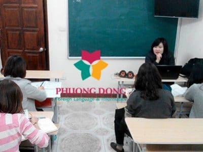 Khóa học ôn thi cấp tốc tiếng Hàn xuất khẩu lao động tại Ngoại ngữ Phương Đông
