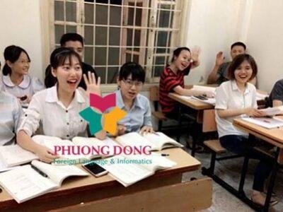 Ngoại ngữ Phương Đông – địa chỉ học tiếng Nhật chất lượng cao tại Hà Nội