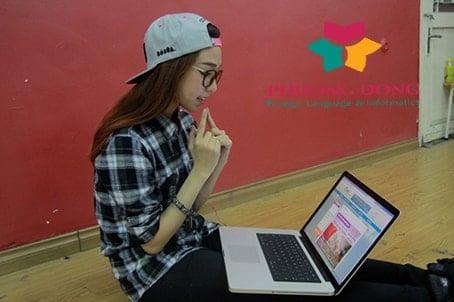 Tự học tiếng Hàn Quốc online
