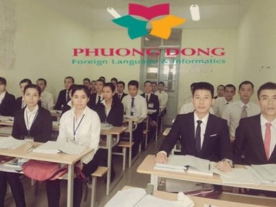 Học tiếng Nhật dành cho doanh nghiệp cùng Ngoại ngữ Phương Đông