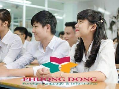 Học tiếng Hàn sơ cấp dành cho người mới bắt đầu cùng trung tâm Ngoại ngữ Phương Đông