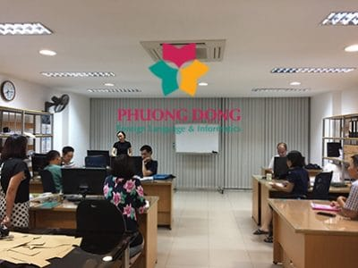 Khóa học tiếng Hàn dành cho doanh nghiệp