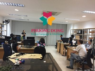 Đào tạo khóa học tiếng Hàn hợp đồng cho các công ty, doanh nghiệp