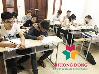 Khóa học tiếng Hàn du học cấp tốc