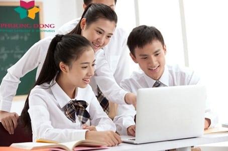 Học tiếng Hàn Quốc online tại ngoại ngữ Phương Đông