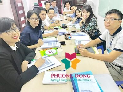 Đào tạo tiếng Hàn cho doanh nghiệp tốt nhất