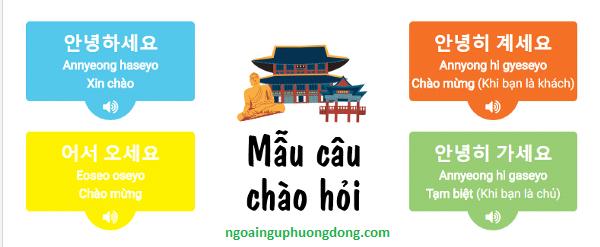 Kiên trì học tiếng Hàn giao tiếp hiệu quả