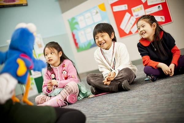 Phương Đông đảm bảo chất lượng khóa học dành cho trẻ em