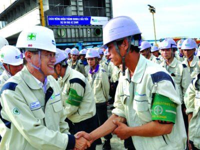 Đi xuất khẩu lao động Hàn Quốc có vất vả không?