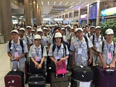 Danh sách các địa điểm tiếp nhận đăng kí dự thi tiếng Hàn đi XKLĐ Hàn Quốc
