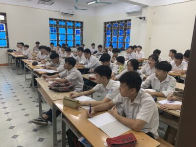 Đào tạo tiếng Hàn và tiếng Nhật cho các trường THPT, Đại học, cao đẳng