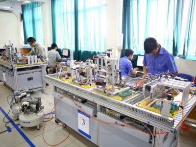 Tổng hợp kinh nghiệm thi tay nghề và đánh giá năng lực ngành sản xuất chế tạo và ngành ngư nghiệp